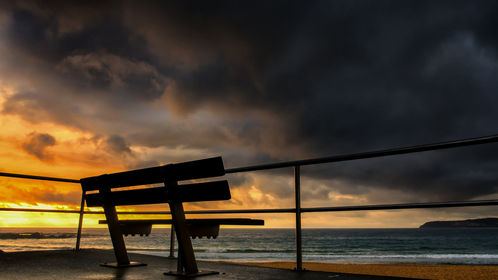 Photograph Take a Seat North Curl Curl by PaulEmmingsPhotography  on 500px