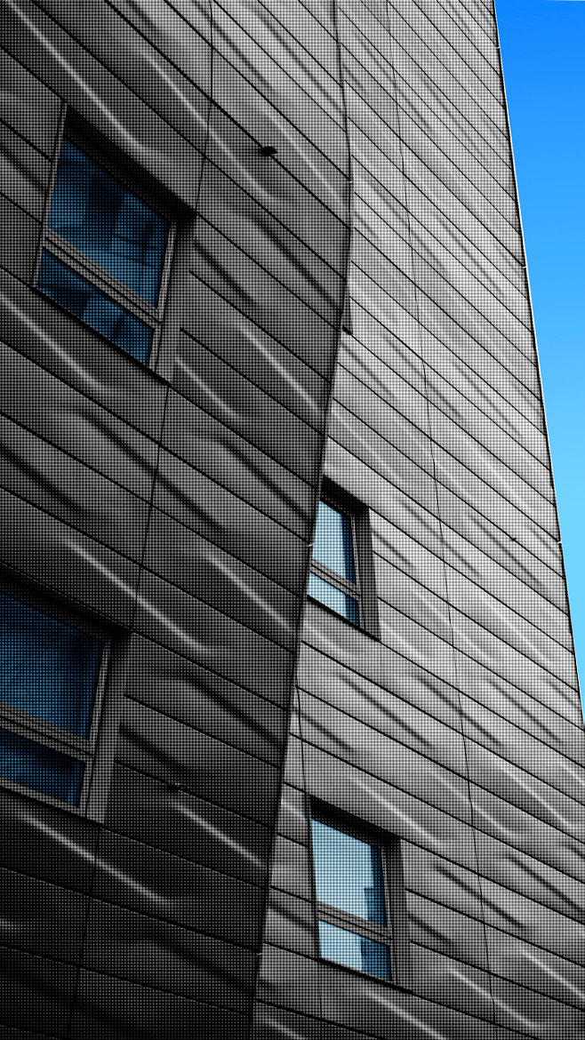 Photograph Modern Industrial Architecture by Justin Shultz on 500px