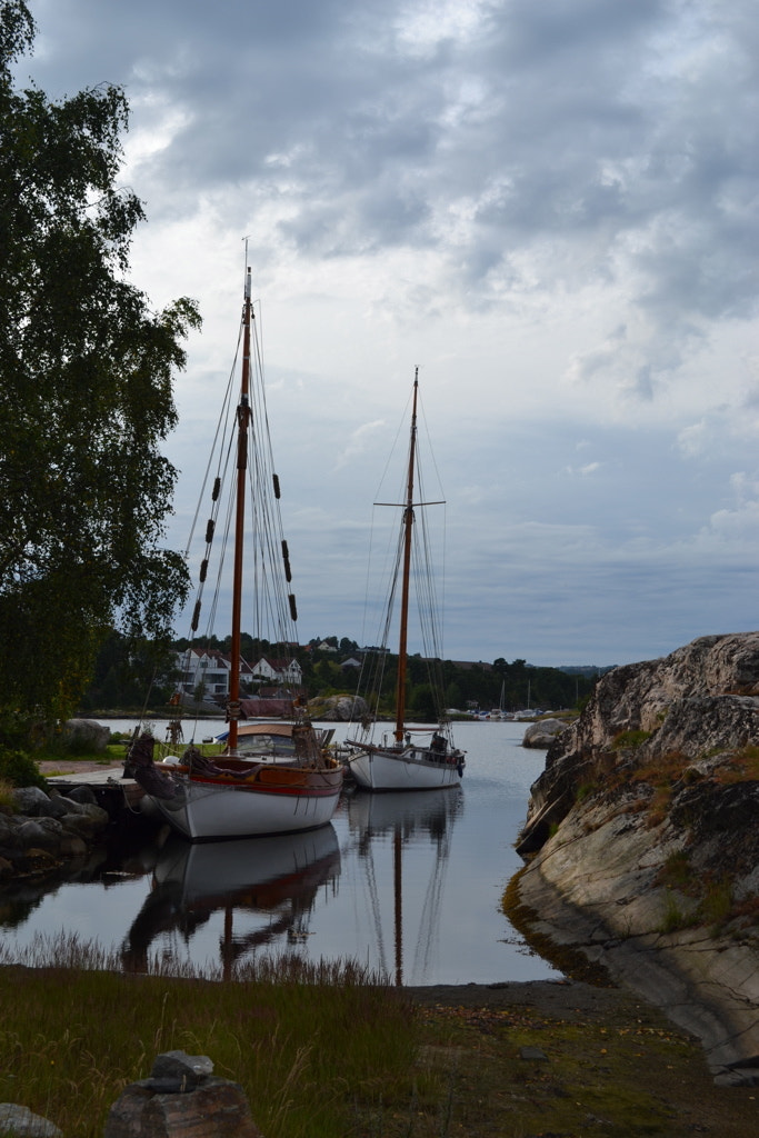 Photograph Vågsbygd, Kristiansand by Astrid Hoff on 500px