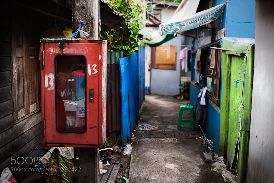 Photograph My colourful neighbourhood by Andy G. on 500px