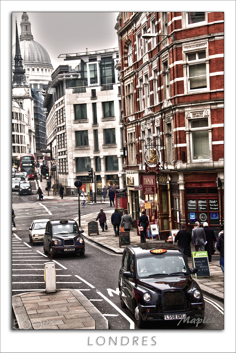 Photograph Londres by Pierre COURTINE on 500px