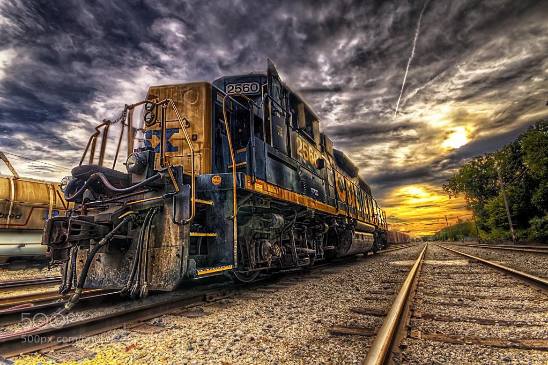 photograph csx train2650 by -#main