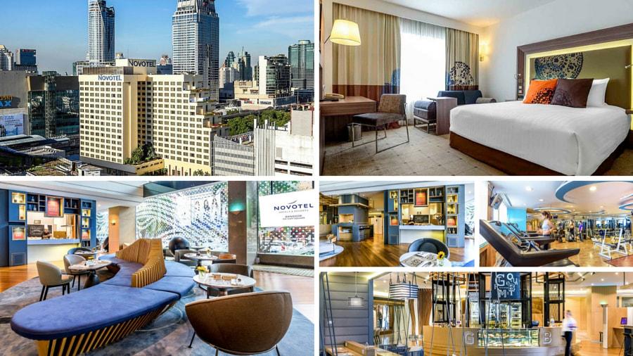 Novotel Hotel Bangkok by Sai Karthik Reddy Mekala on 500px.com