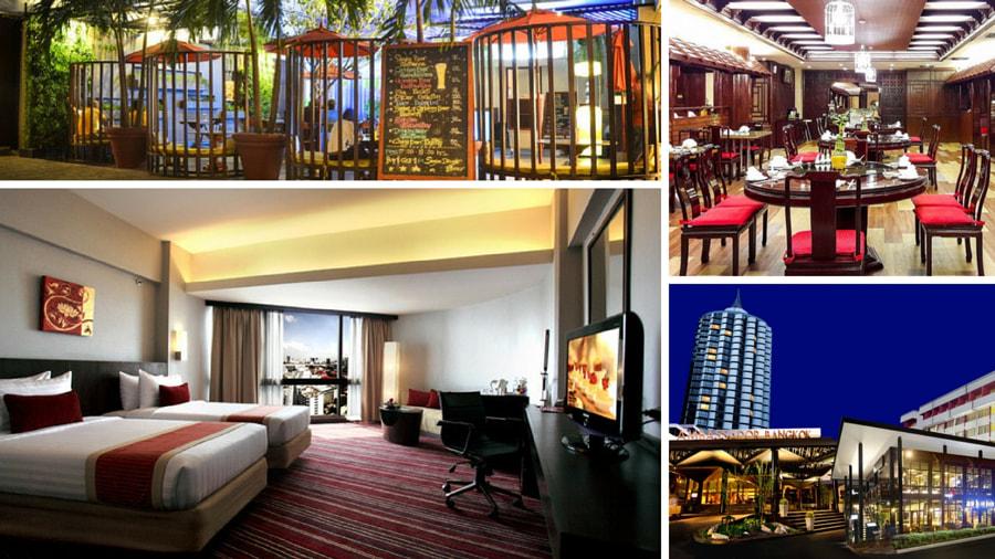 Ambassador Hotel Bangkok by Sai Karthik Reddy Mekala on 500px.com