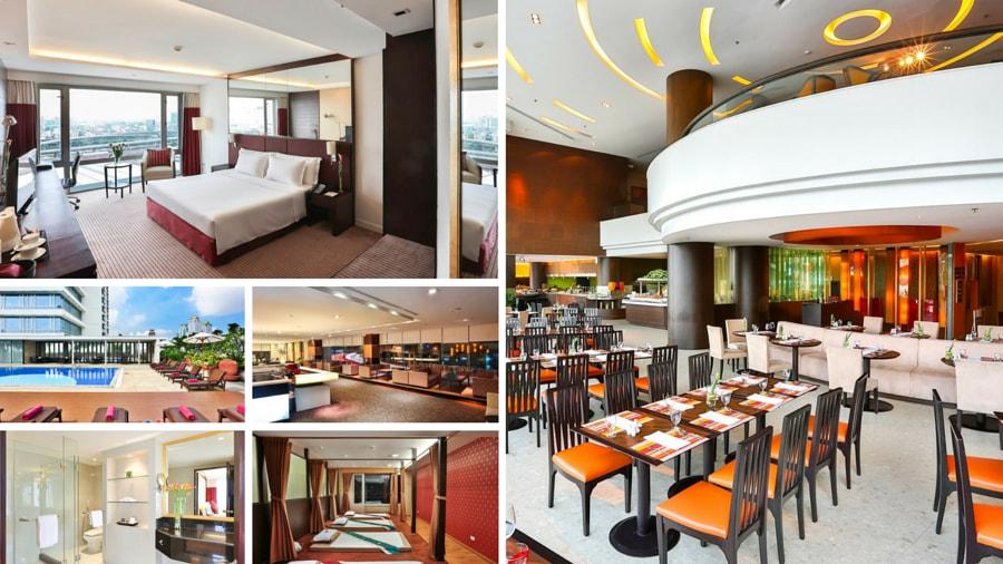 Eastin Makkasan Bangkok Hotel by Sai Karthik Reddy Mekala on 500px.com