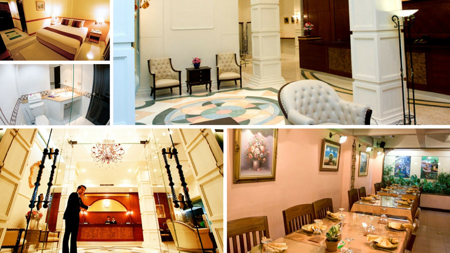 Ecotel Hotel Bangkok by Sai Karthik Reddy Mekala on 500px.com
