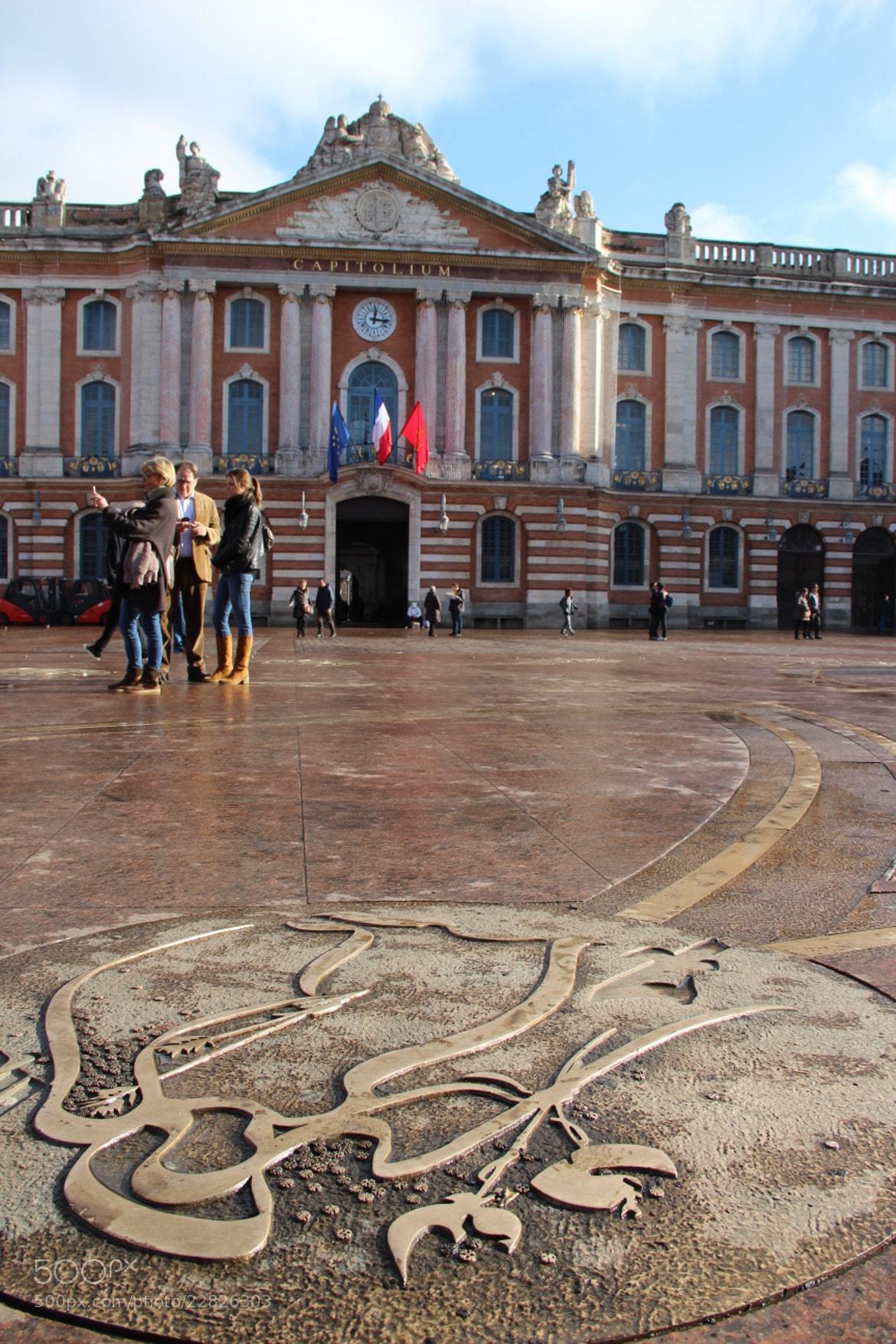 Photograph Capitole de Toulouse by Katja Sen on 500px
