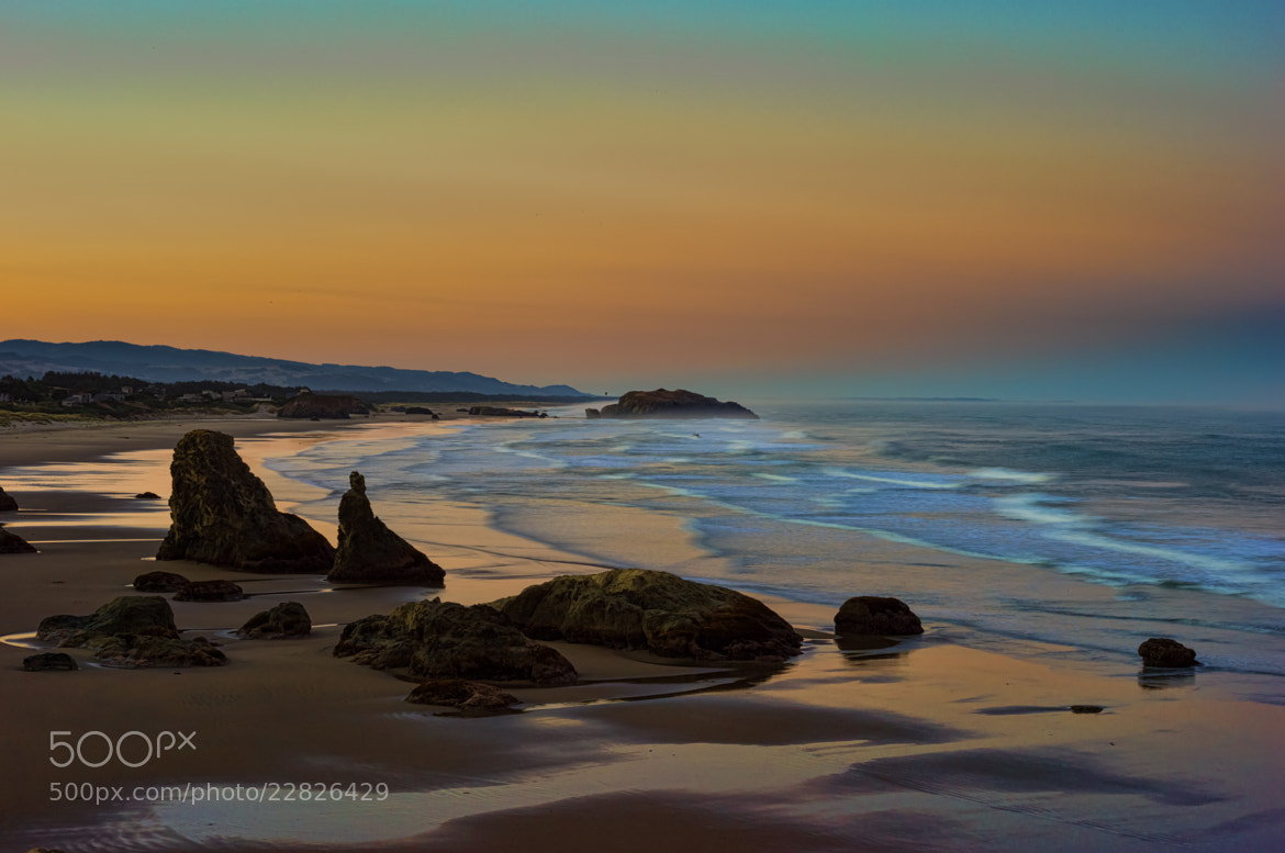 Photograph Sunrise in Bandon by Tom Brichta on 500px