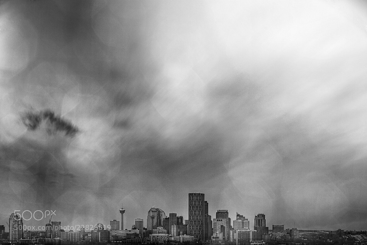 Photograph Calgary Skyline by Richard Gottardo on 500px