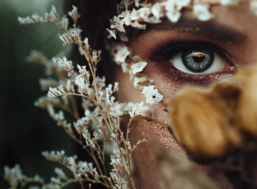 EyeFlower, автор — Kirill Averyanov на 500px.com