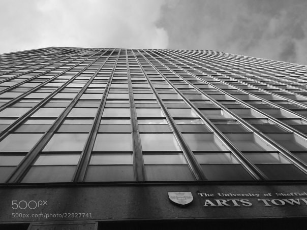 Photograph Arts Tower by madzichka on 500px