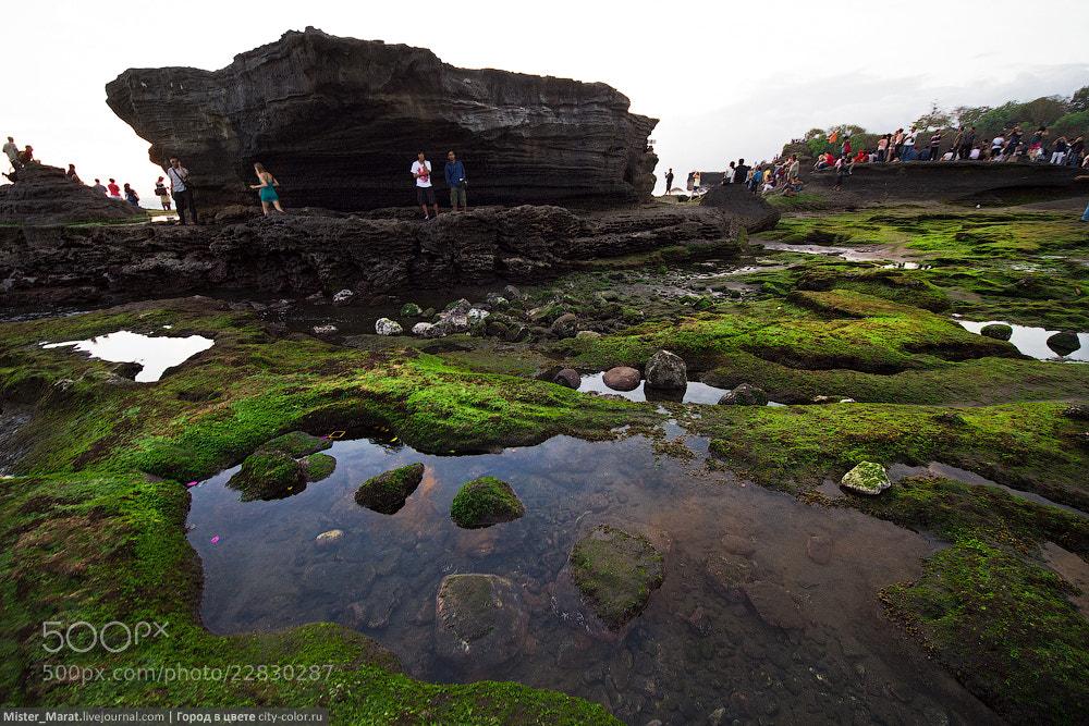 Photograph Tanah Lot, Bali island by Marat Dupri on 500px