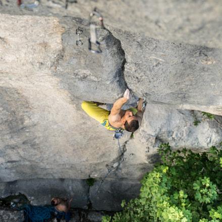 The magic of climb