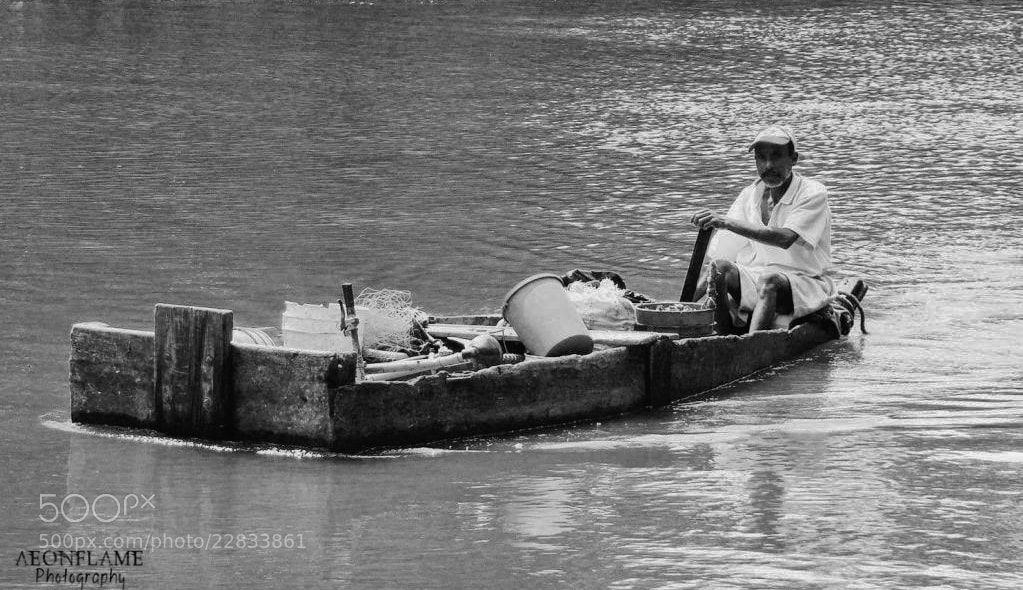 Photograph Boating by Amit Kumar on 500px