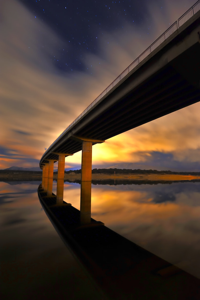 Photograph Bridge by David Alvarez on 500px