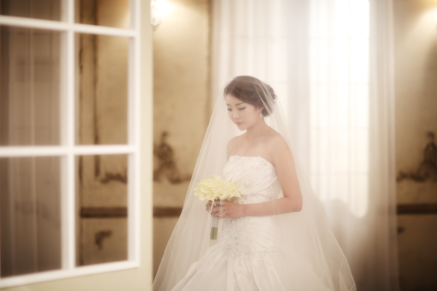 Photograph Bride #1 by Sin Dong Kim on 500px