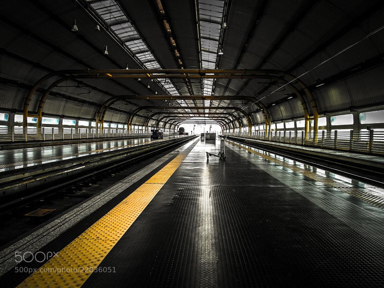 Photograph Tunnel by Saša Drobnjak on 500px
