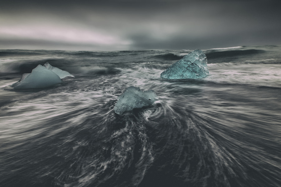 The sea diamonds, автор — Yiannis Pavlis на 500px.com
