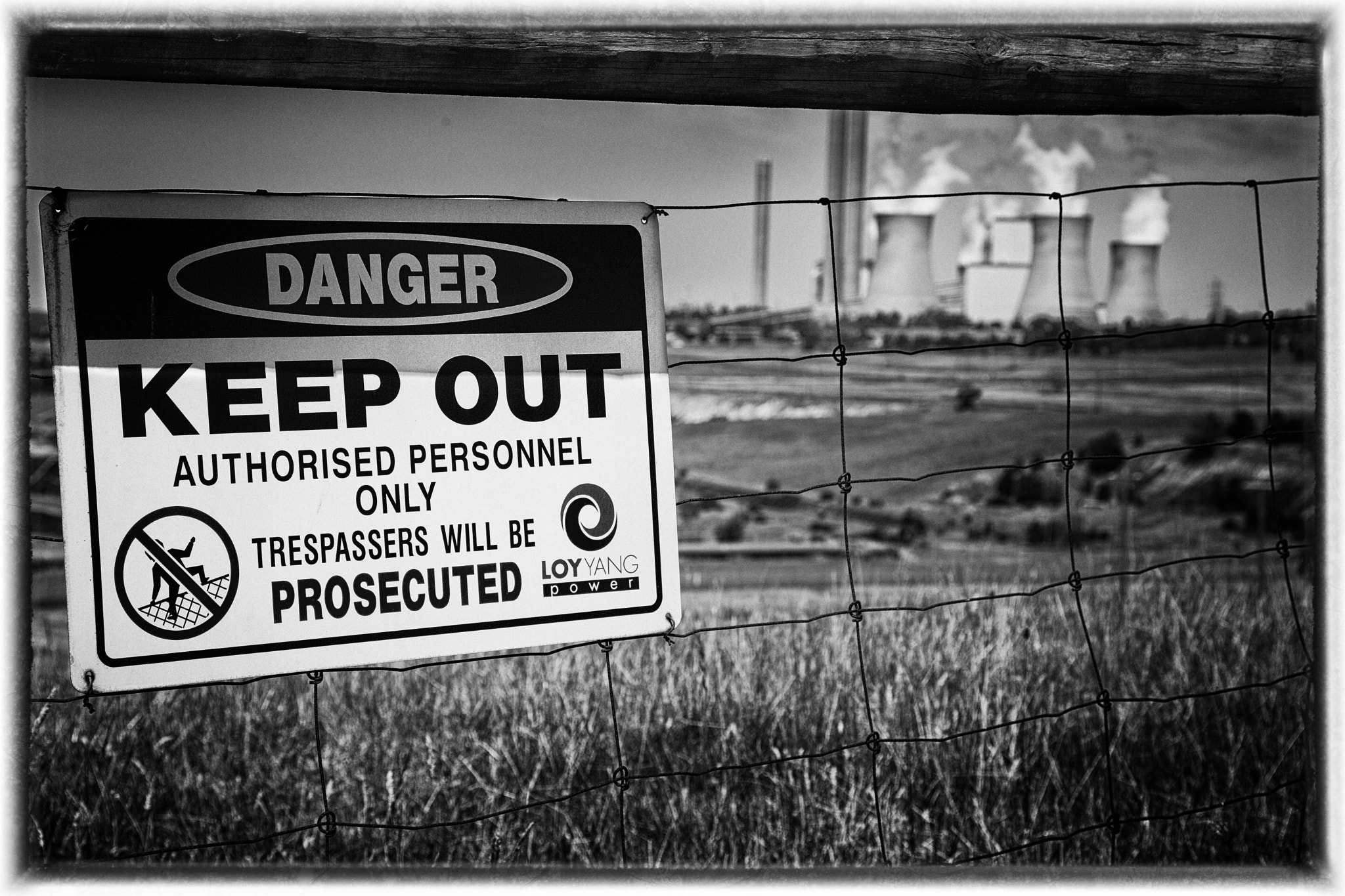 Photograph Keep Out! by Ashley Sowter on 500px