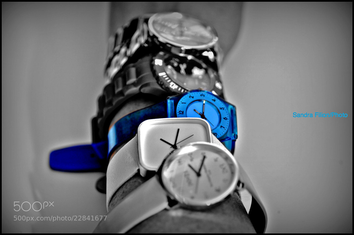 Photograph DONT WANT TO BE LATE !!! by sandra filion on 500px