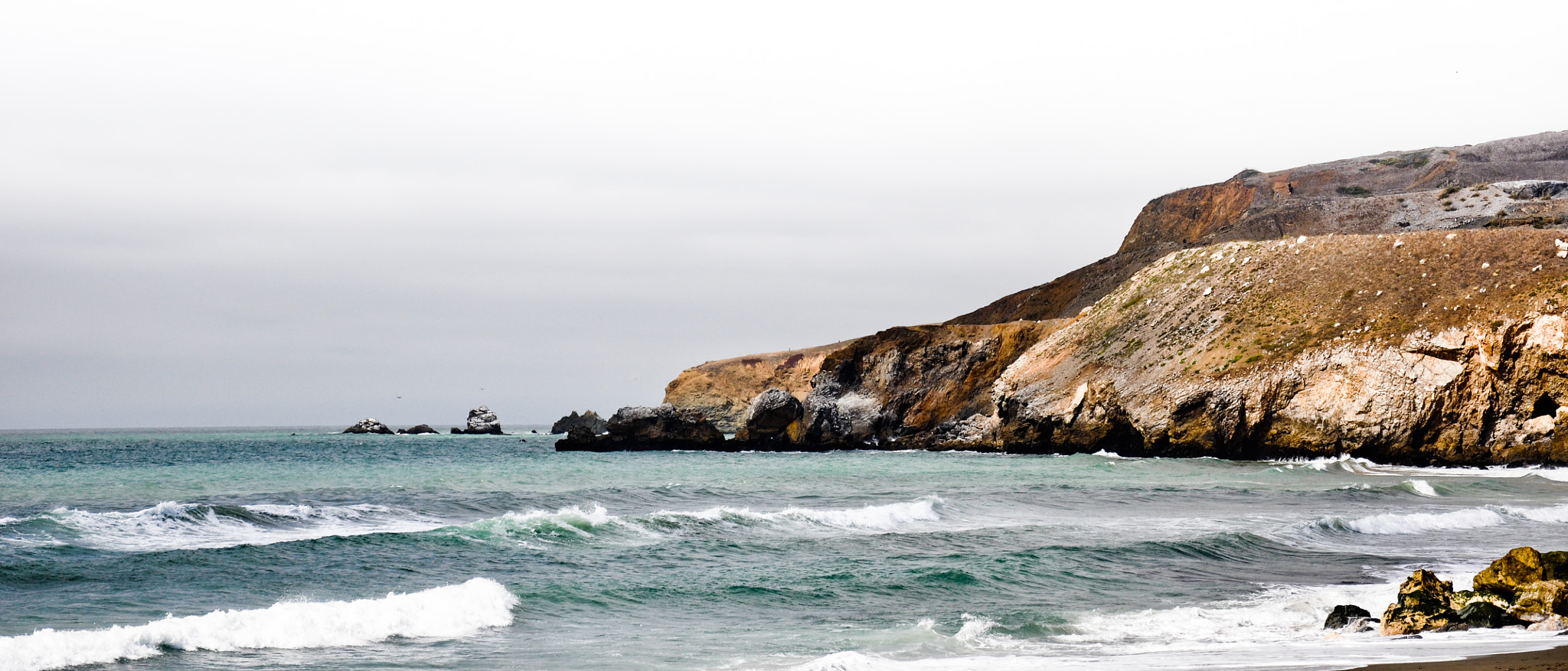 Photograph pacific coast by Julie G on 500px