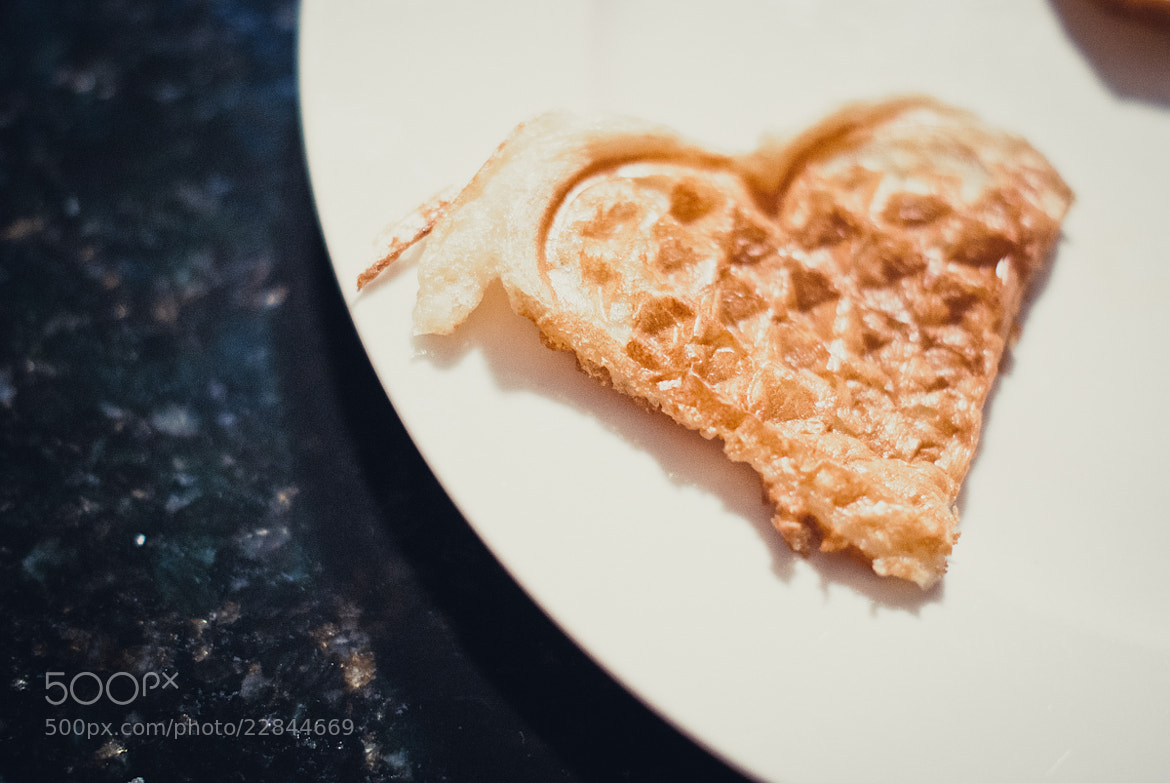 Photograph Waffles by Phill Farrugia on 500px