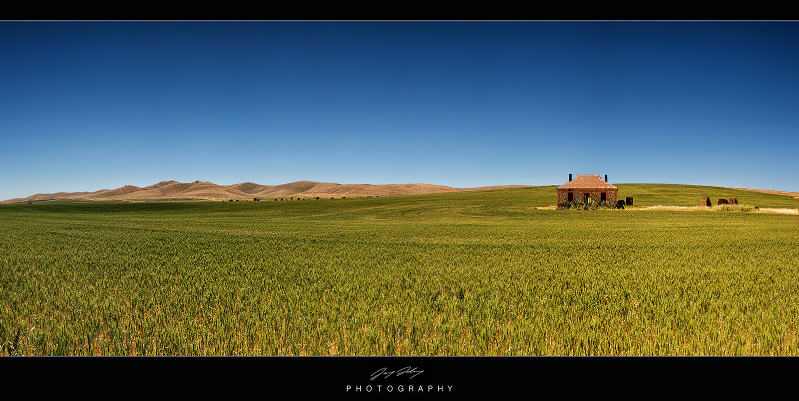 Photograph Burra Greens by Jay Daley on 500px