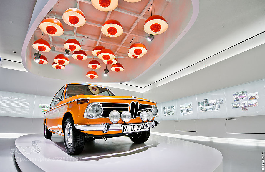 The BMW 2002ti was the high-performance, fuel-injected, limited edition of BMW's 2002 automobile model line. It was a two-door sports sedan based on the four-door BMW 1500 of 1961.