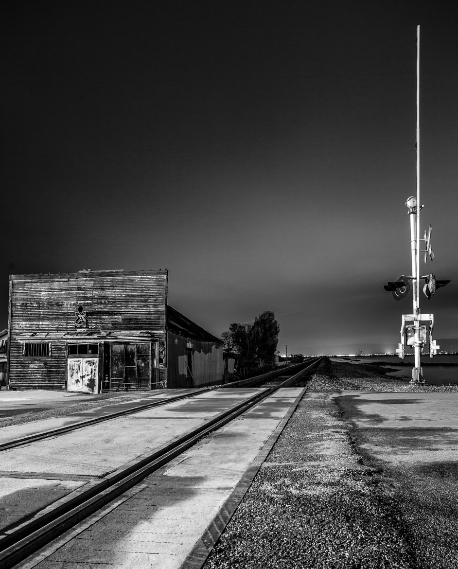Photograph At the other end of the tracks by Dima Barsky on 500px
