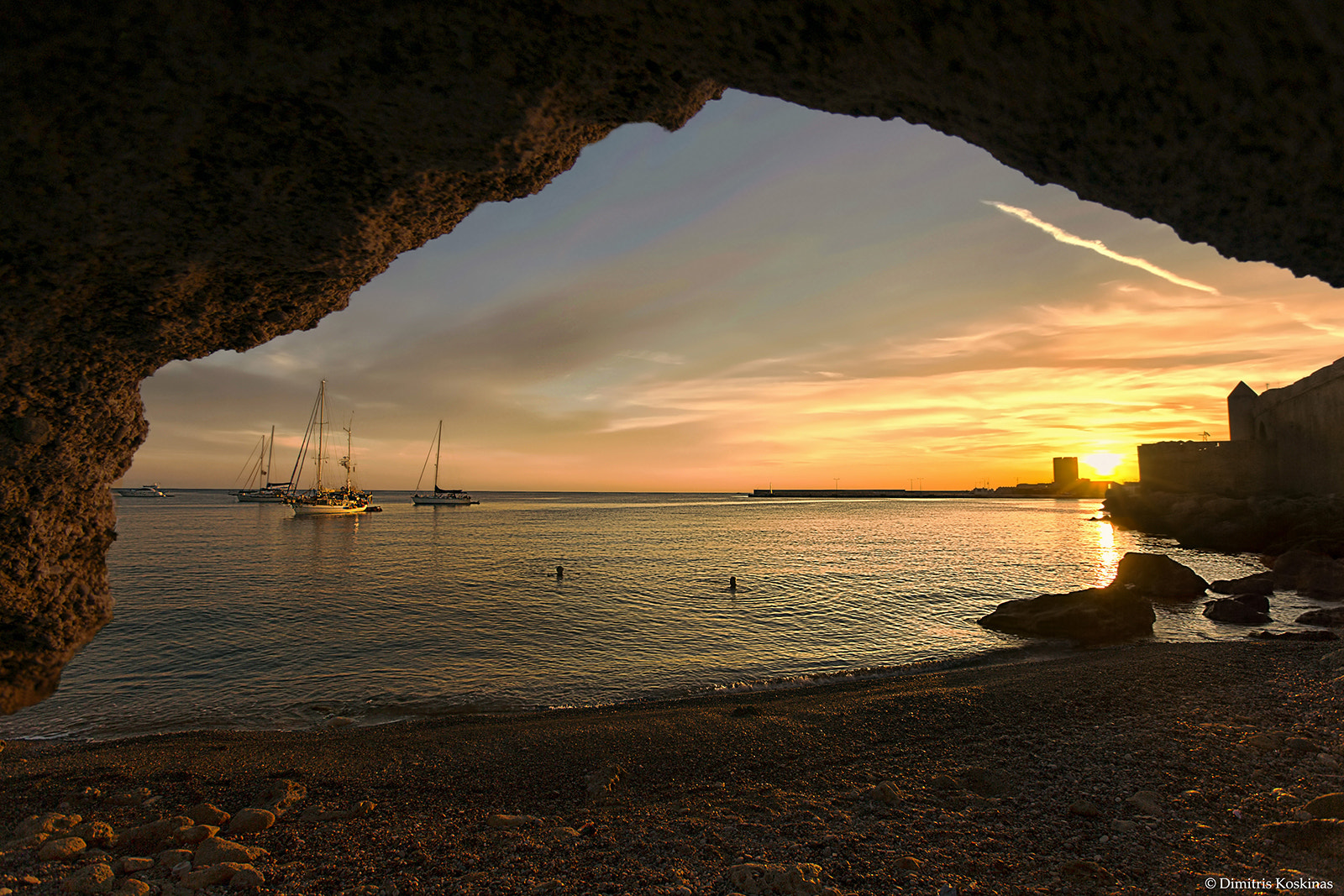 Photograph Sunrise at Rhodes Greece!!!!! by Dimitris Koskinas on 500px