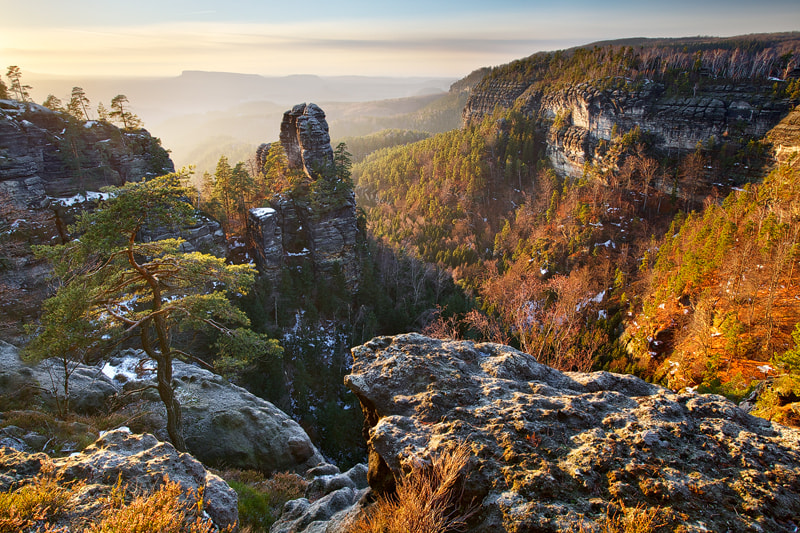 Photograph In the Rocks by Martin Rak on 500px