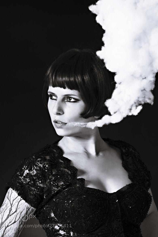 Photograph Smoke #1 by Gisele Prescott on 500px