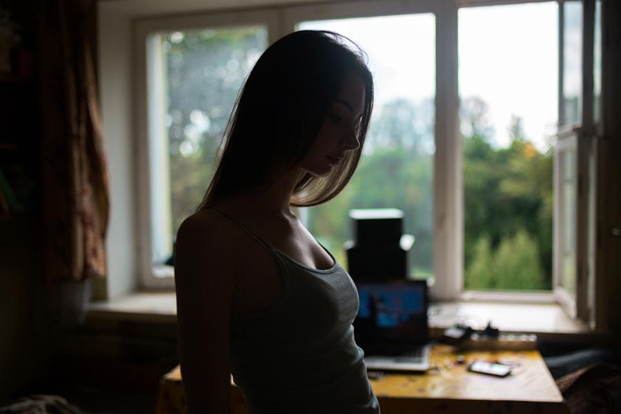 Mrs.T by Pavel Zemchonok on 500px.com