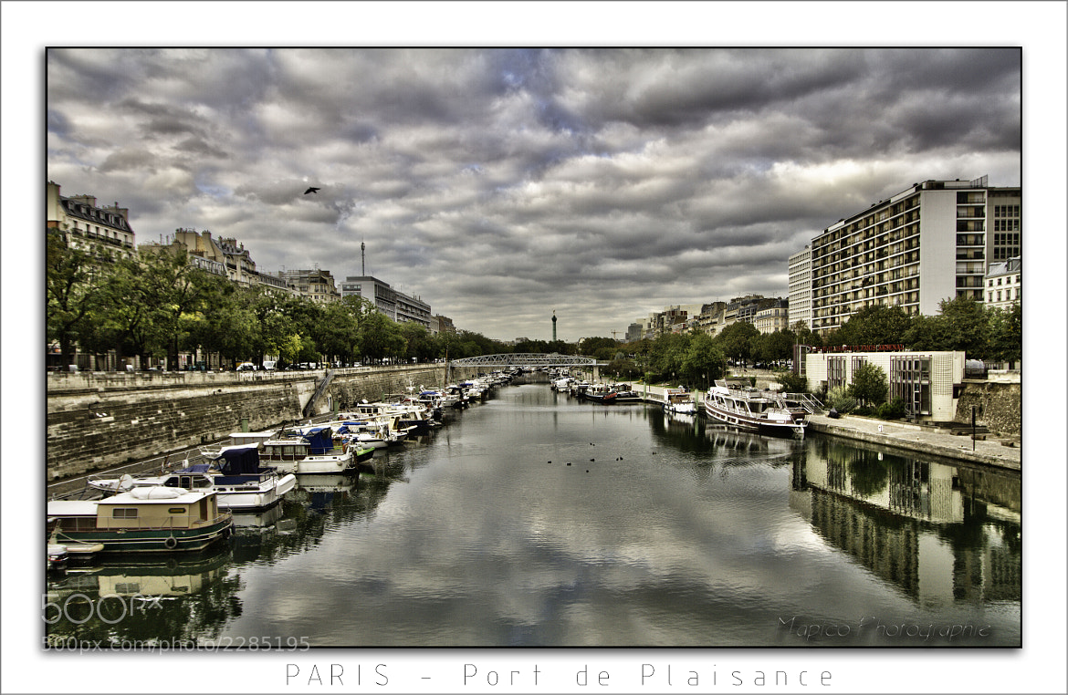 Photograph Paris Bastille by Pierre COURTINE on 500px