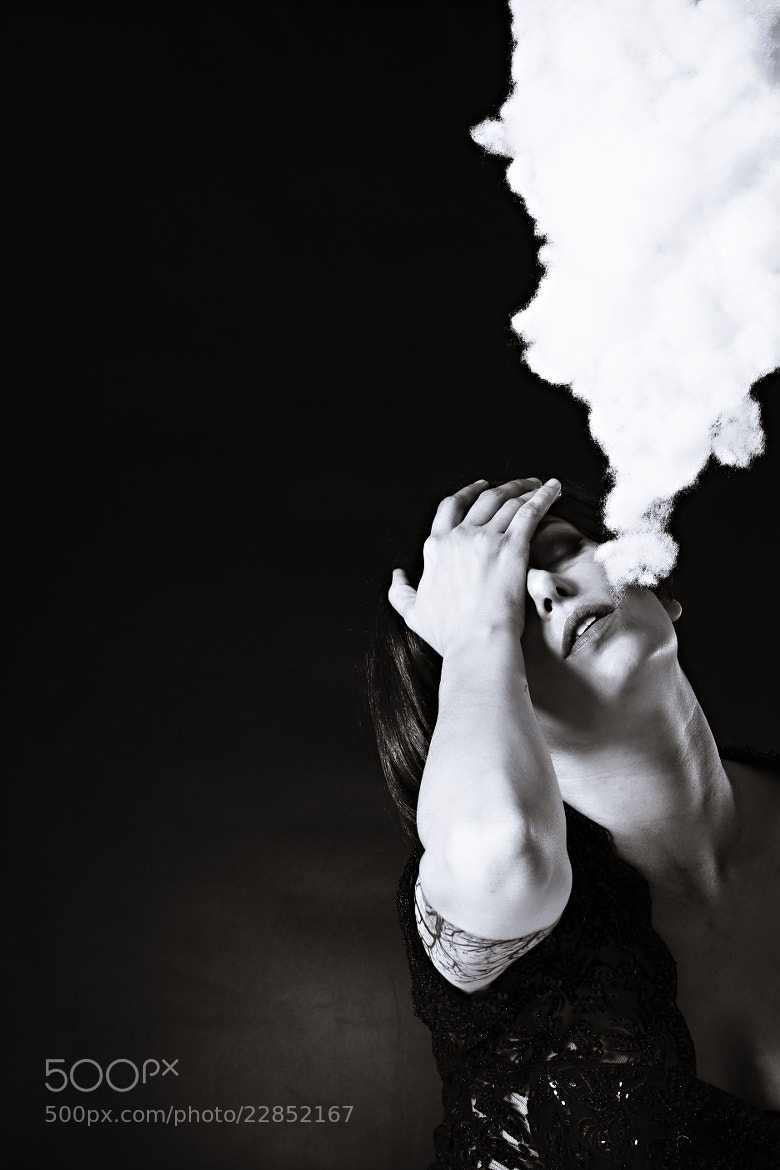 Photograph Smoke #3 by Gisele Prescott on 500px