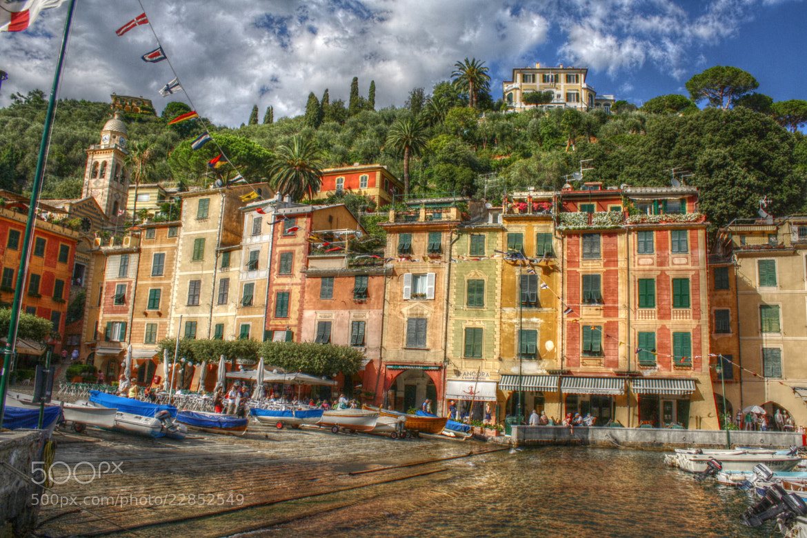 Photograph Walking in Portofino by Giorgio Carraro on 500px