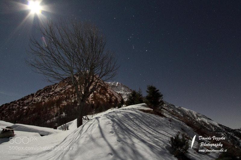 Photograph Maniva by night by www.davidevezzola.it Davide Vezzola  on 500px