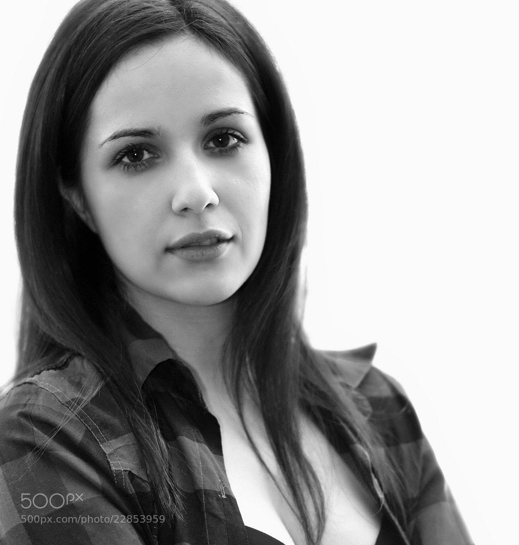 Photograph self-portrait by Tihana Radojković on 500px