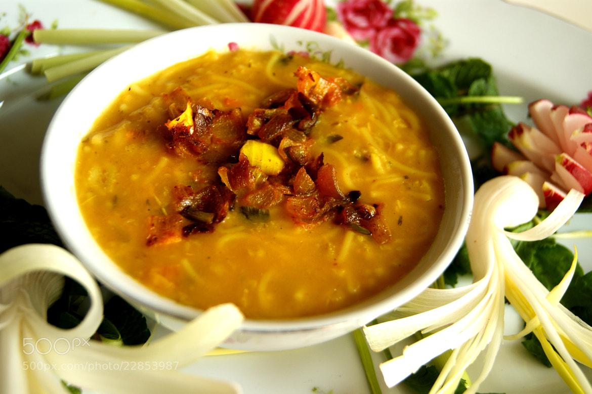 Photograph Delicious soup! by Fatemeh Za on 500px