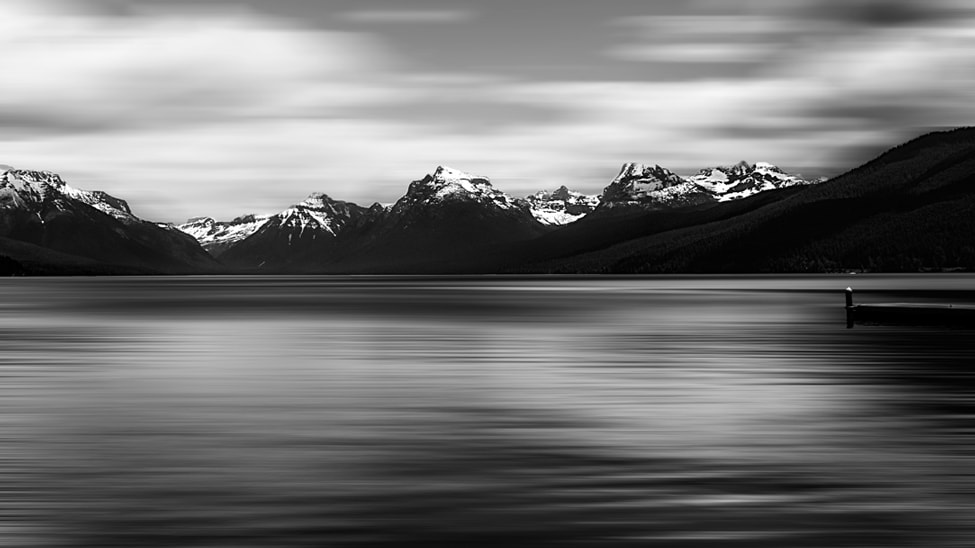 Photograph Monochrome Mountains by Tim Grey on 500px