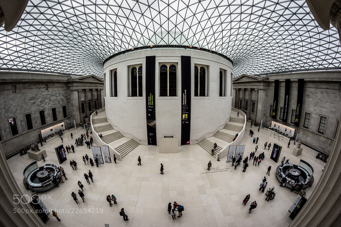 Photograph British Museum by Sena Pratama on 500px