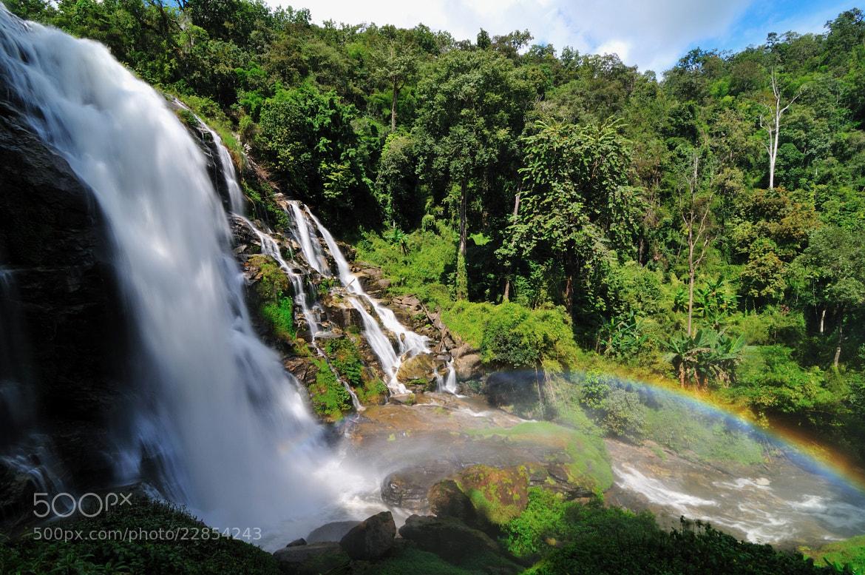 Photograph Rainbow Bridge by Photos of Thailand .... on 500px