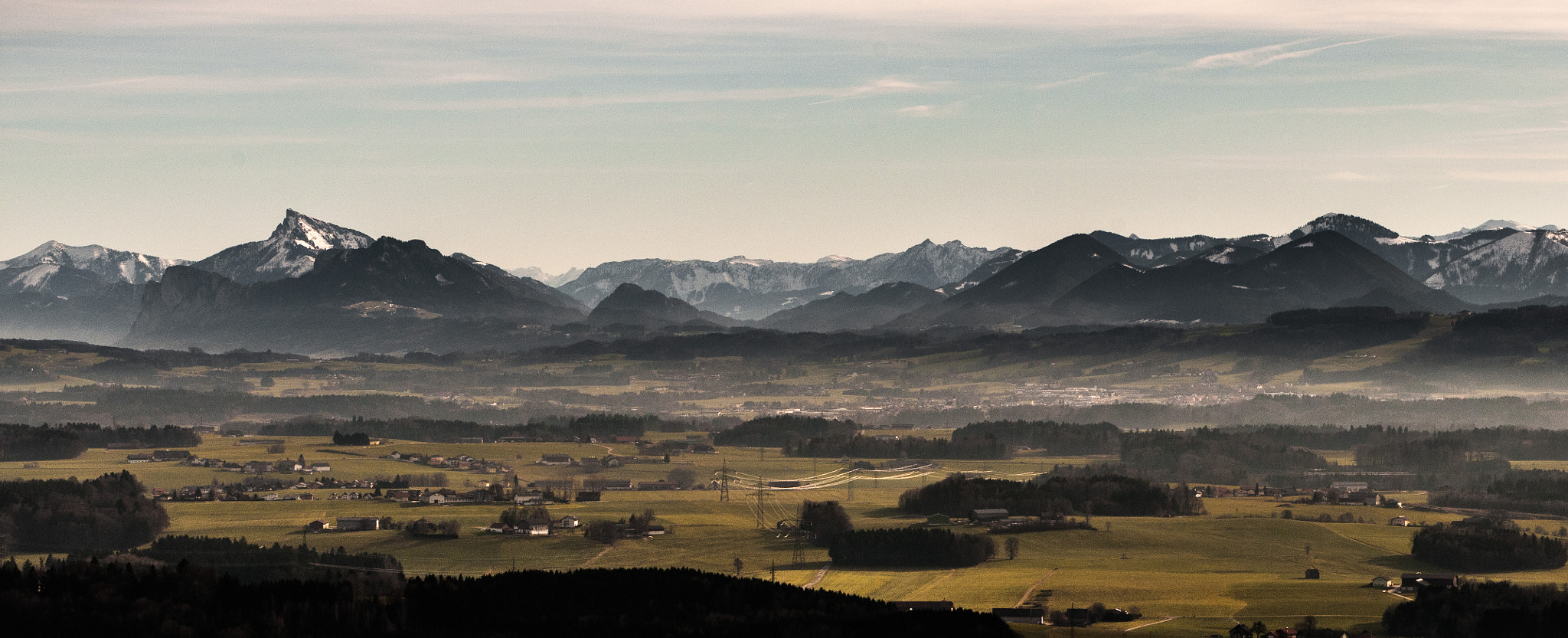 Photograph Salzbourg - Alpes - Photo 4 by Francois-Xavier Thiebaud on 500px