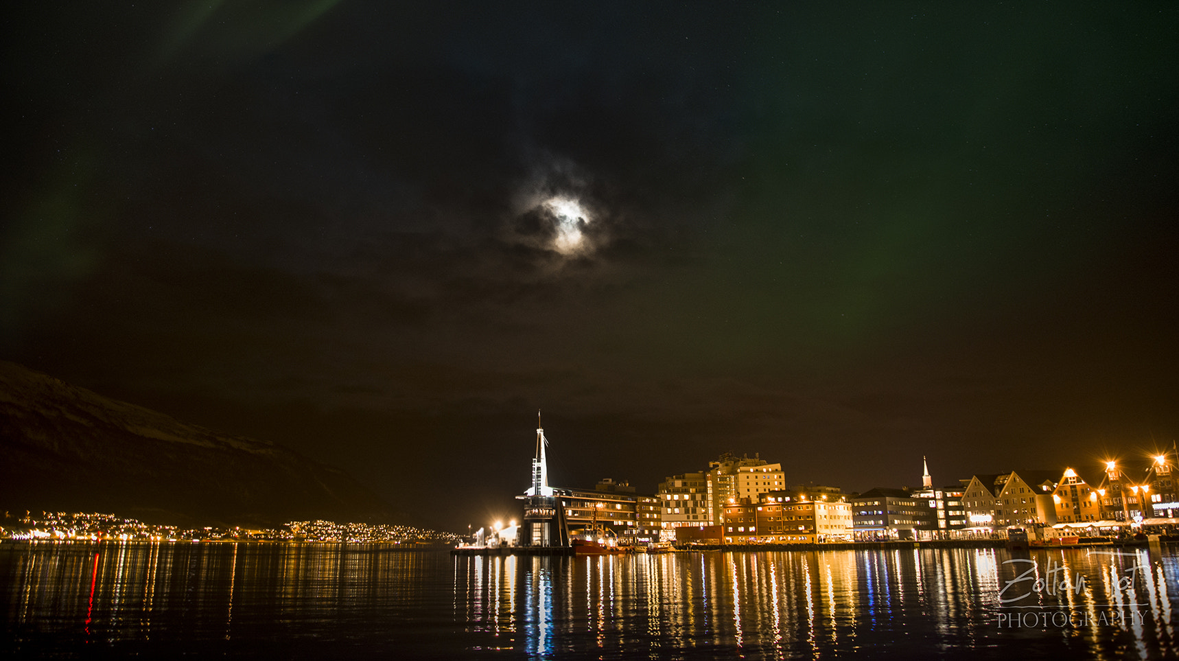 Photograph Welcome to Tromsø by Zoltan Tot on 500px