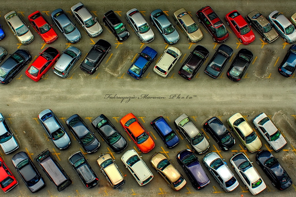 Photograph Parking by Fakruyuzie Marwan on 500px