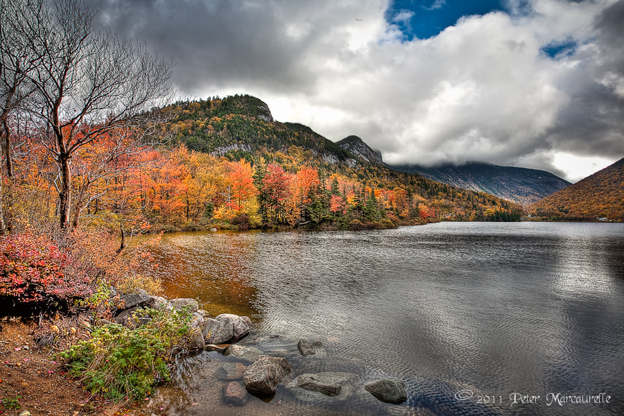 Photograph Fall on Echo Lake by Peter Marcaurelle on 500px