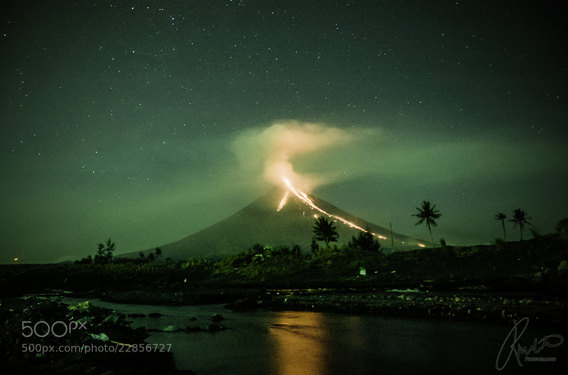 Photograph Mayon Volcano by Rainier Milante on 500px