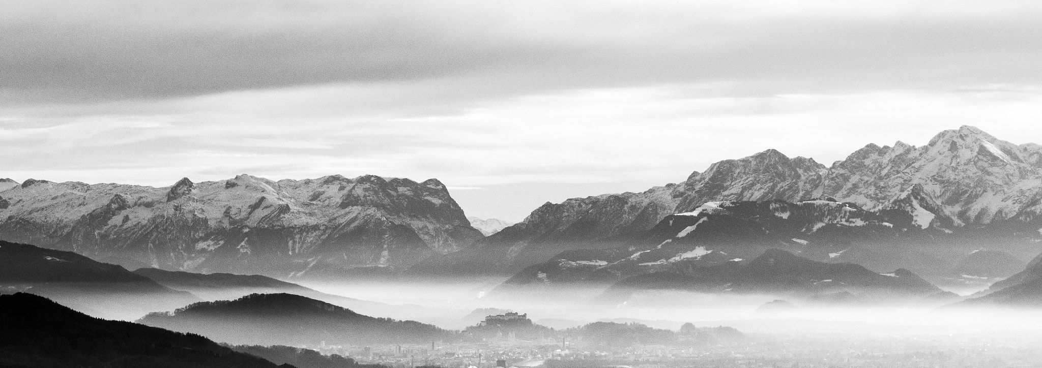 Photograph Salzbourg - Alpes - Photo 8 by Francois-Xavier Thiebaud on 500px