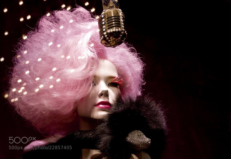 Photograph My pink lady by Emilie  on 500px