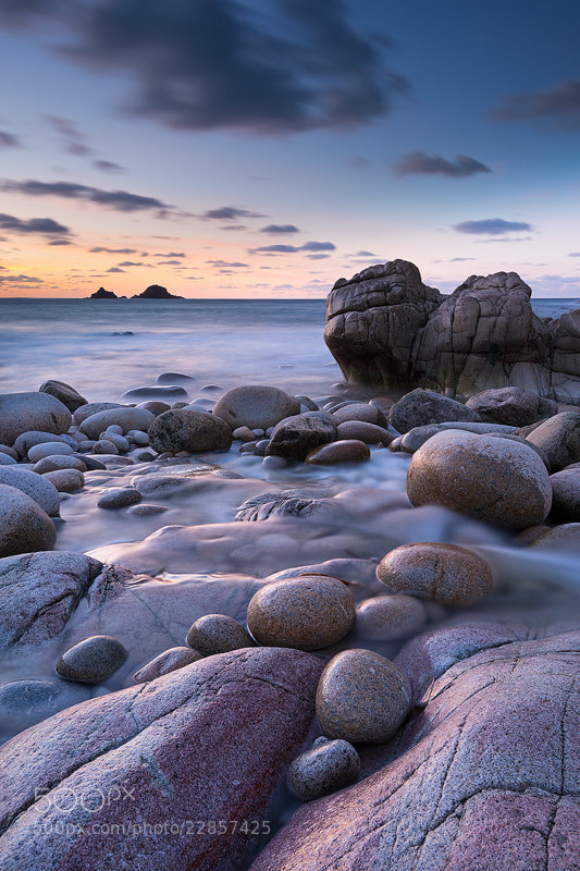 Photograph Porth Nanven by Adam Burton on 500px